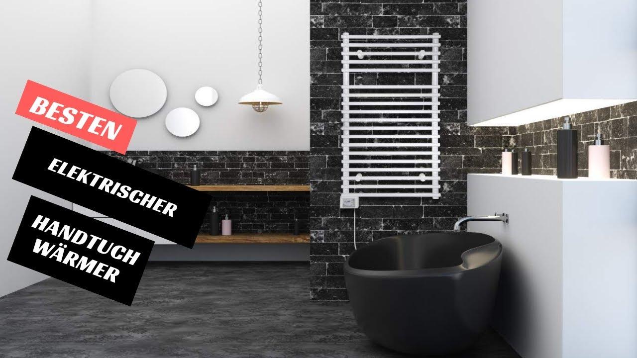 Die Besten Elektrischer Handtuchwärmer im Test   Top 20