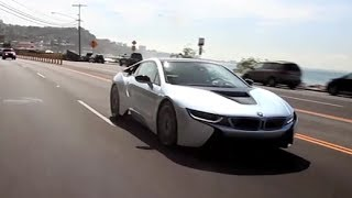 first drive bmw i8 chris harris on cars