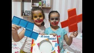 Ne Kadar Zekisin / Eğlenceli Çocuk Videosu / TOYS UNBOXİNG