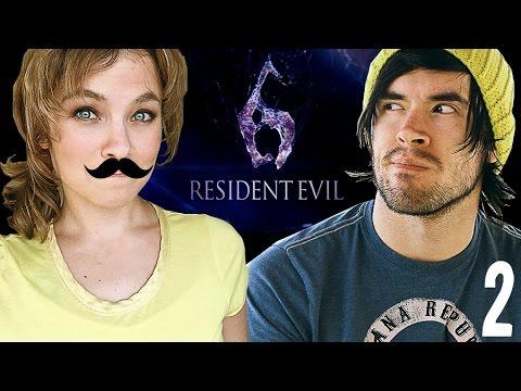 COMO MATAR SOMBRAS | Resident Evil 6 (2) - lele