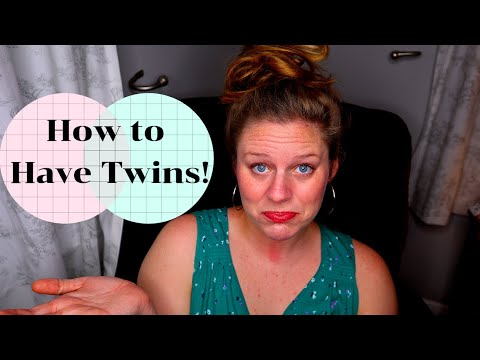 HOW TO CONCEIVE TWINS NATURALLY!