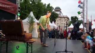 Jochen Falck Teil 2 - Duckstein Festival 2015 - 19.07.2015 am Charlottenburger Schloß