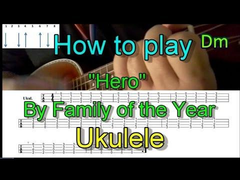 9.5 MB) Hero Ukulele Chords - Free Download MP3