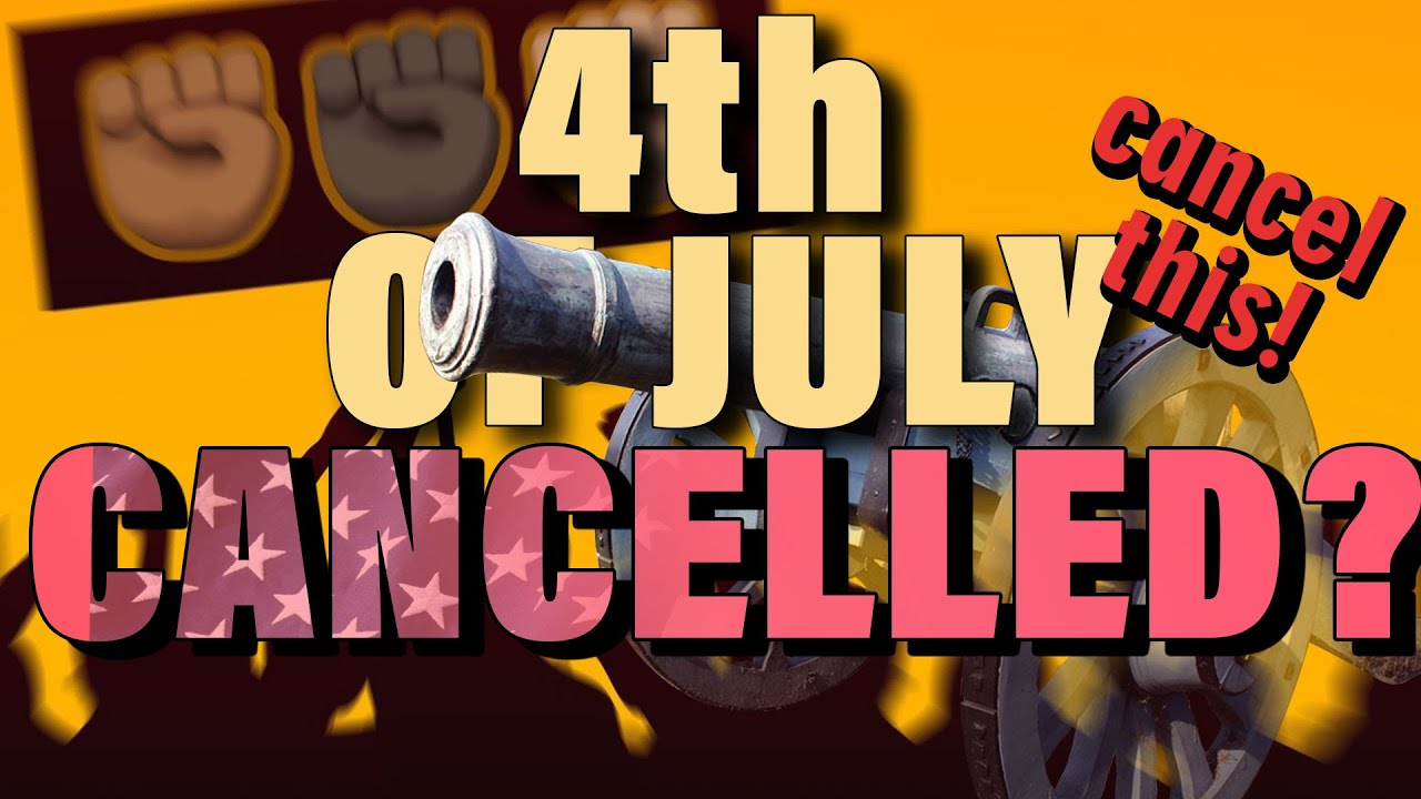 JLP | How Are You Gonna Let Them Cancel 4th Of July?