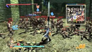 DYNASTY WARRIORS 8 + XL - PC 60FPS Test