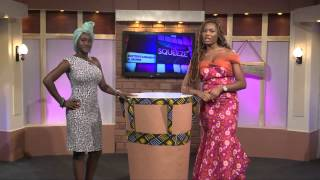 Linda Ikeji and Yvonne Nelson on The Squeeze Episode 2 | General Entertainment Television