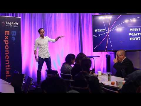 2017 Singularity University Colloquium - Andres Ochoa