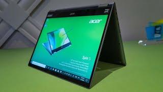 Acer Spin 5 Notebook mit integriertem Stylus #CES2020