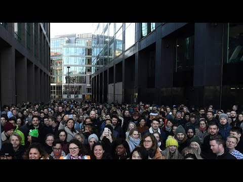 Google staff stage global walkouts over handling of harassment complaints Mp3