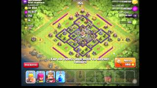 Clash of Clans | Reverse Raids | Barch Reversed! |