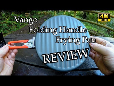 Vango Hard Anodised Folding Frying Pan Review