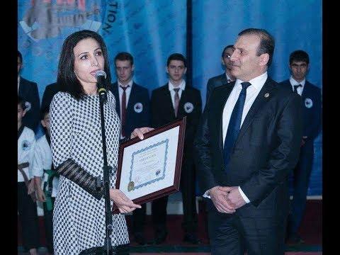 Gor Vardanyan And Marine Khachatryan