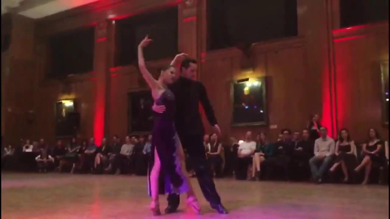Tango Dance Presentation - YouTube