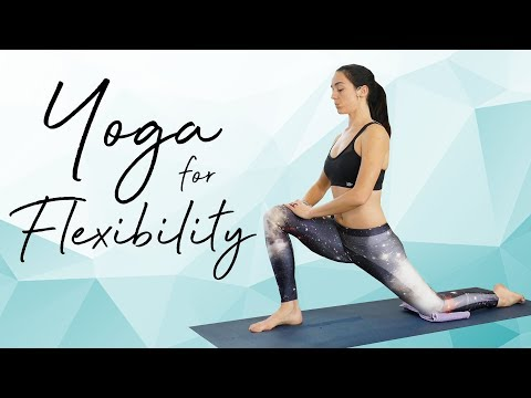 Stiff Hips or Low Back? Unlock Your Flexibility & Hip Mobility with Julia Marie ♥ Yoga Stretch Class