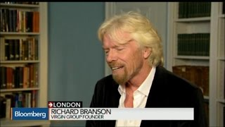 Why Sir Richard Branson Is Investing in Global Broadband