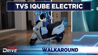 TVS iQube electric scooter | Price, specs, features, range, and more | Times Drive