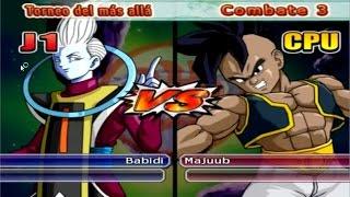 Dragon Ball Z Budokai Tenkaichi 3 - World Tournament Whis