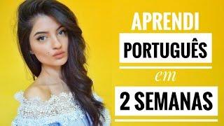 el português en 2 semanas? 🇧🇷