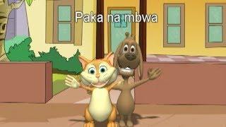 儿童的斯瓦希里语 - 孩子学习斯瓦希里语 DVD's thumbnail