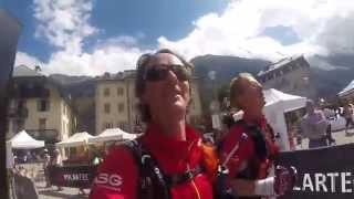 UTMB (Ultra Trail du Mont Blanc) 2014
