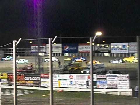 River Cities Speedway, Grand Forks, ND. May 4, 2012