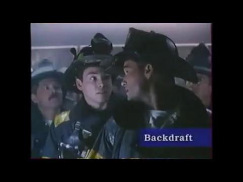 """Bande Annonce """"Backdraft"""" (VF) - 1991"""