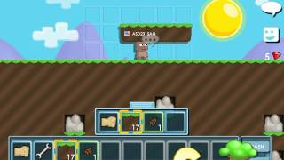 GROWTOPIA WALL HACK + FLOAT WITH CHEAT ENGINE