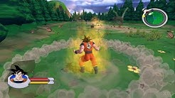 Dragon Ball Z: Sagas PS2 Gameplay HD (PCSX2)
