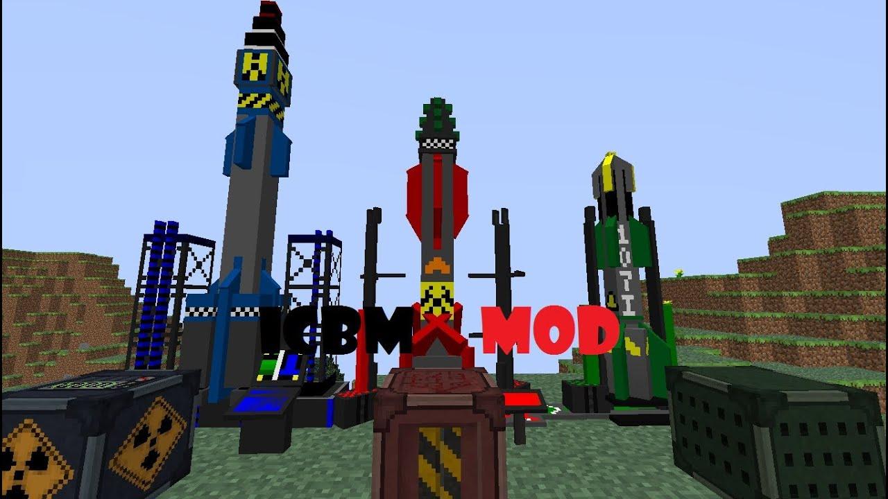 Скачать бесплатно ICBM мод ... - mmods.net