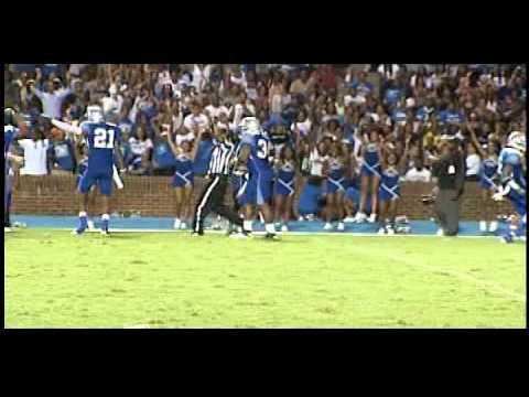 Inside The Game: Florida A&M University Vs. Hampton University (Show #2 9/15/11)