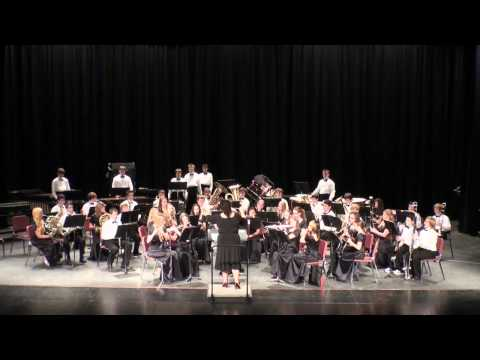 Washington Middle School Band March 3 2012