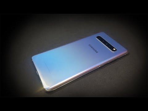 겔럭시 S10 5G 크라운 실버 기기변경 리뷰 SAMSUNG Galaxy S10 5G Crown Silver  SKT  SM-G977