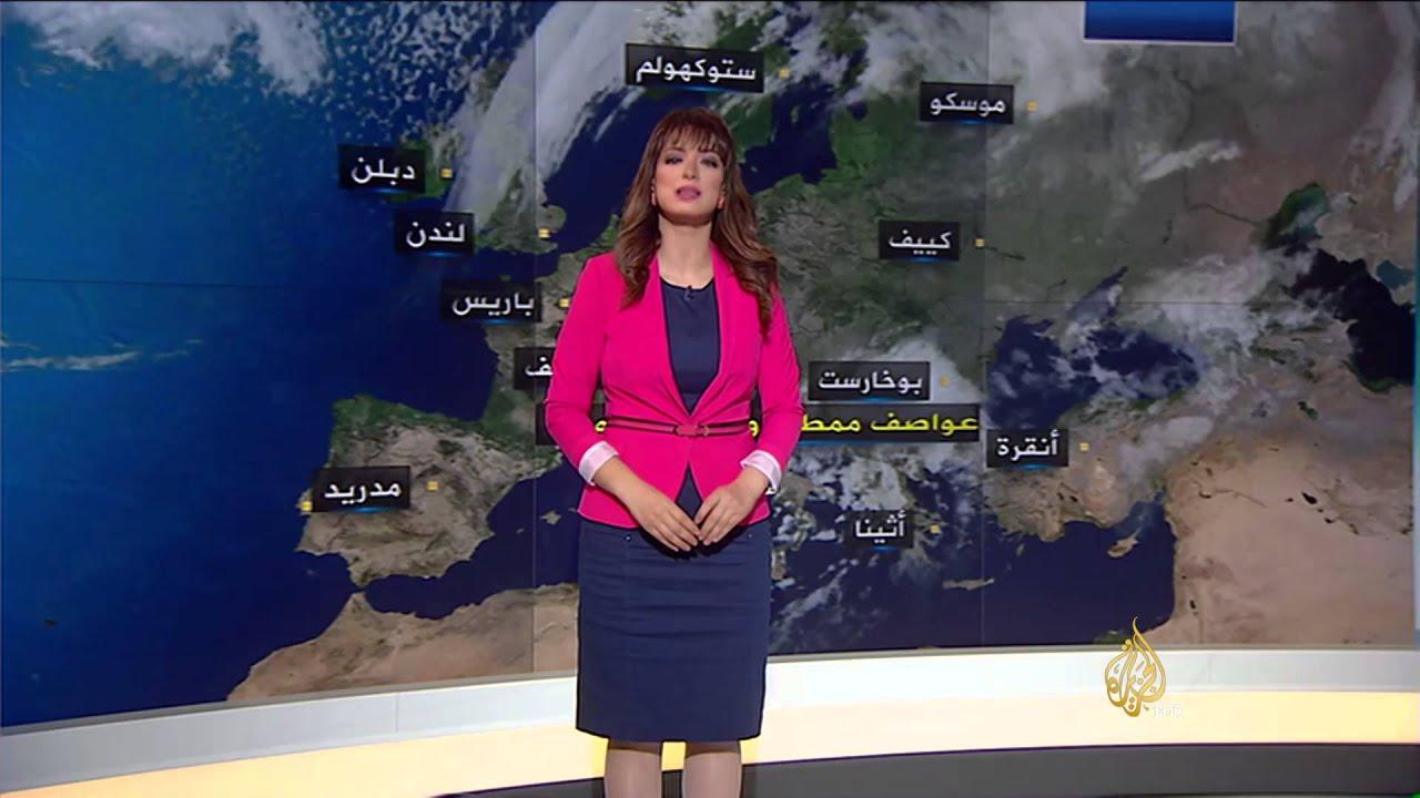 الجزيرة: النشرة الجوية الأولى 2015/11/28