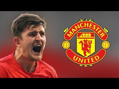Harry Maguire - Welcome to Manchester United - Best Goals & Skills - 2018