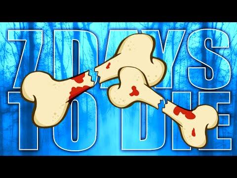 BROKEN BONES, THE EASY WAY ★ 7 Days to Die (44): Zombies (Zombie Games)
