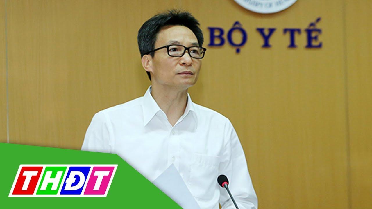 Phó Thủ tướng kêu gọi người dân hạn chế ra khỏi nhà   THDT