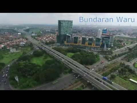 Beberapa Ruas Jalan di Kota Surabaya