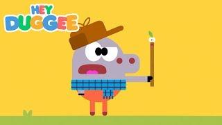 The Stick Badge - Hey Duggee Series 2 - Hey Duggee