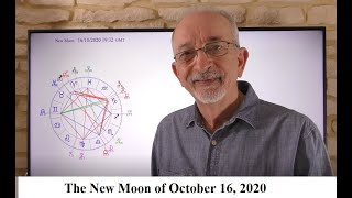 The New Moon of October 16, 2020.