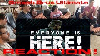 Super Smash Bros Ultimate - Reaction