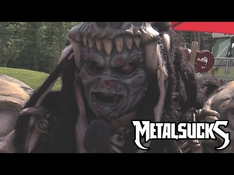 GWAR Interview - Blothar & Pustulus Maximus (2015)