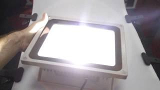 Прожектор светодиодный 50W(Светодиодный прожектор потребляемой мощностью 50 ватт предназначен для установки снаружи помещений в каче..., 2011-09-30T15:33:19.000Z)
