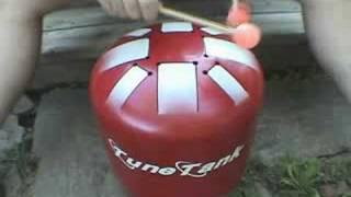 TuneTank, Steel Tongue Drum