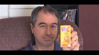 Hi-C Orange Drink - a Classic has Changed!