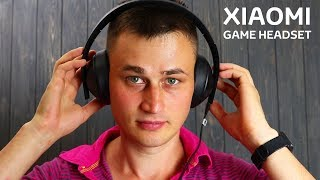 XIAOMI ИГРОВЫЕ НАУШНИКИ Mi Game Headset с LED ПОДСВЕТКОЙ и Type-C