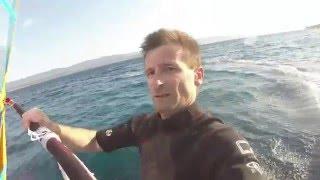 Surfing in Bol