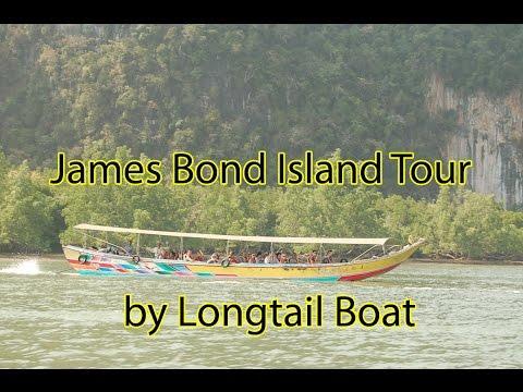 ผลการค้นหารูปภาพสำหรับ JAMEBOND LONG TAIL BOAT