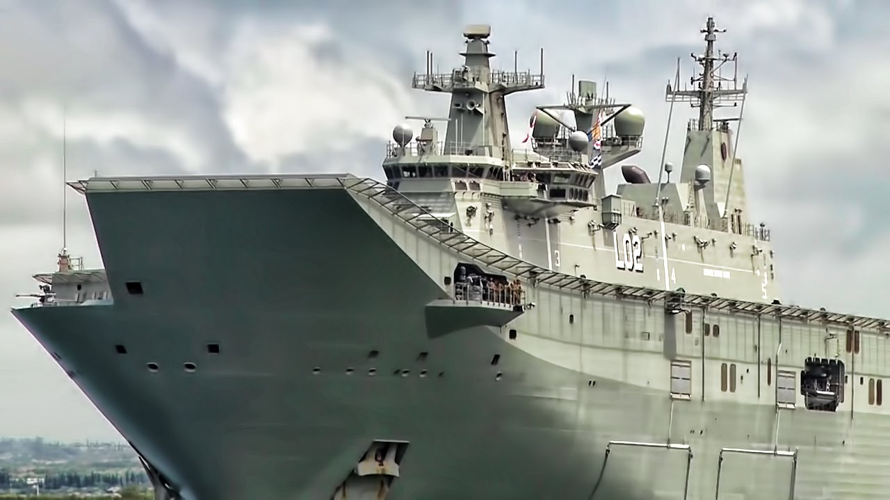 1975 Farewell Hmas Sydney Navy Carriersroyal Australian Navyaircraft
