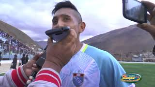 Goles ADT de Tarma 4   0 Alipio Ponce de Pasco
