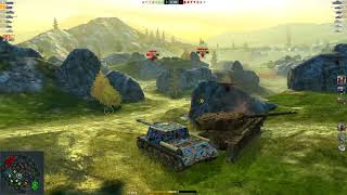 ISU-152 6254DMG 2Kills | World of Tanks Blitz | rafae_12